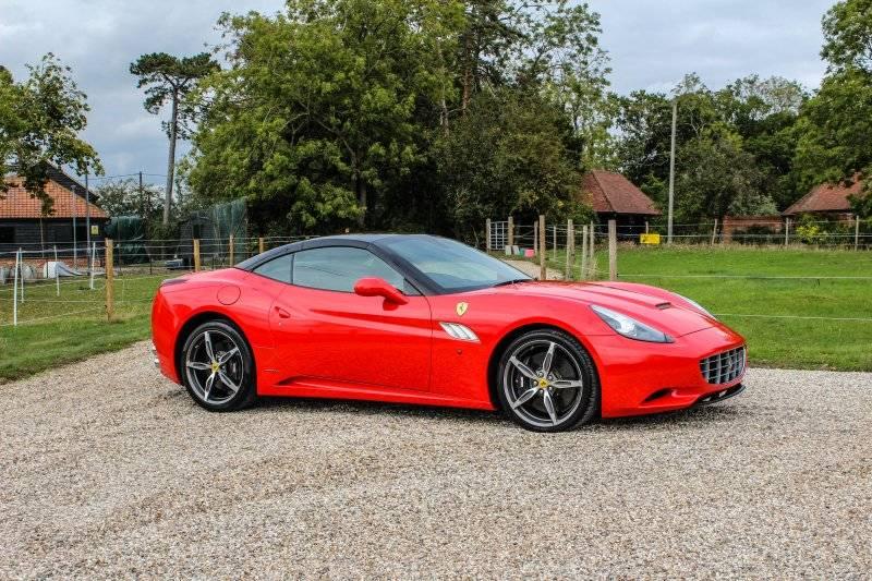 2012 Ferrari California 30 - Elms Collection